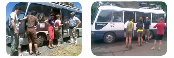 Nairobi Arusha Moshi Private Shuttle Bus-Hire Services