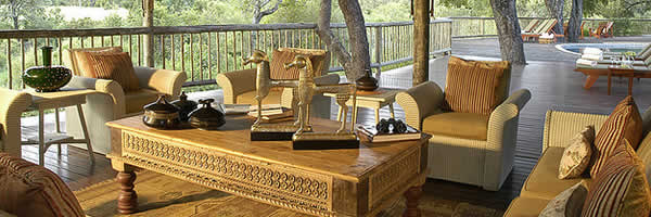 Tented Camp Lounge